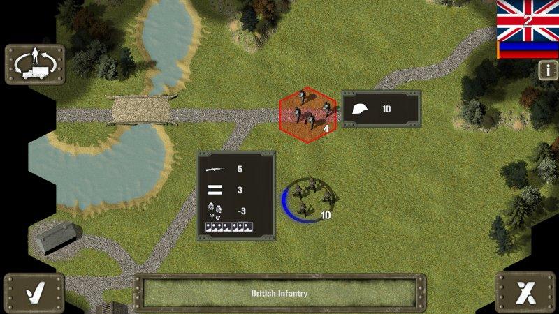 坦克战争诺曼底截图第3张