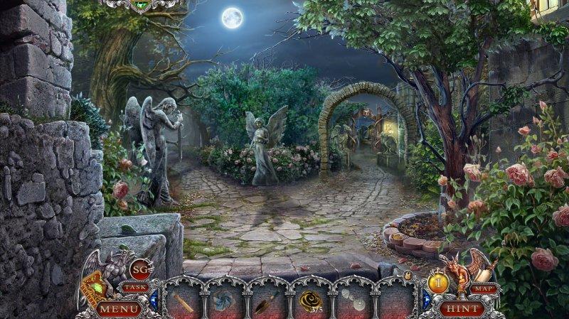 复仇之魂诅咒城堡截图第6张