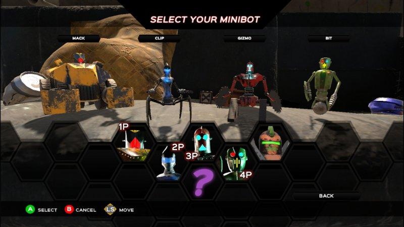 迷你机器人z截图第3张