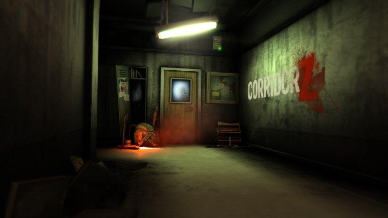 僵尸回廊截图第1张