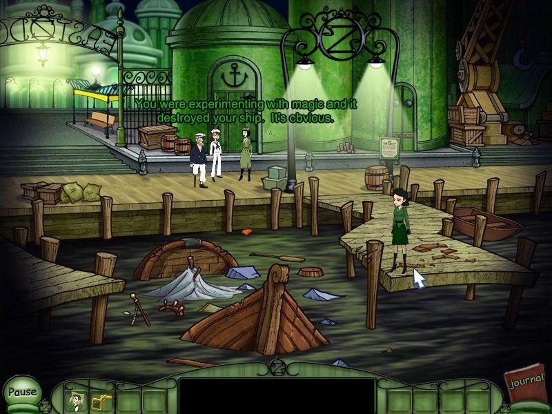 翡翠城之谜截图第4张