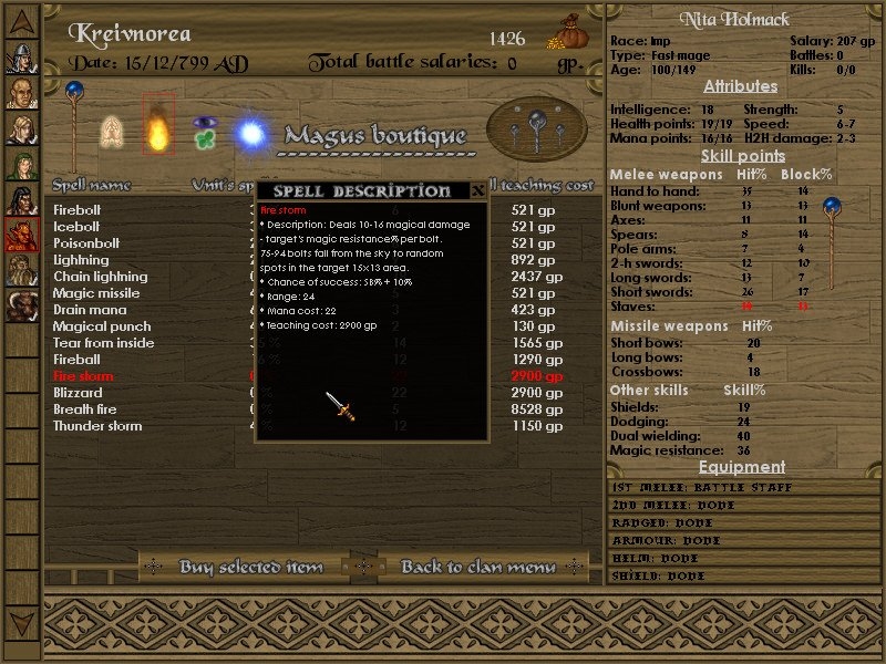 Battles of Norghan截图第5张