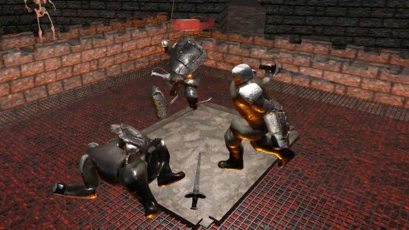 刀剑大师VR截图第3张