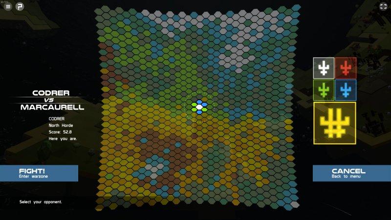 方块战争截图第4张