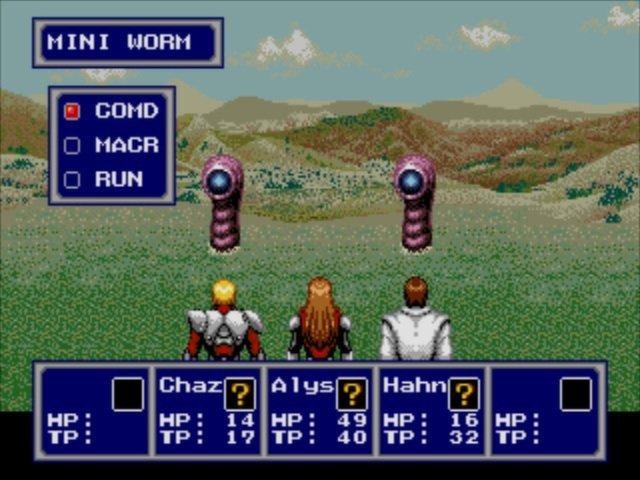 梦幻之星IV:千年的终结截图第5张