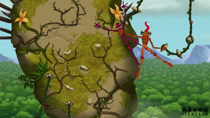 青蛙攀岩者截图第4张