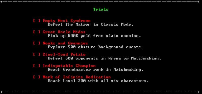 圣域RPG:黑盒版截图第7张