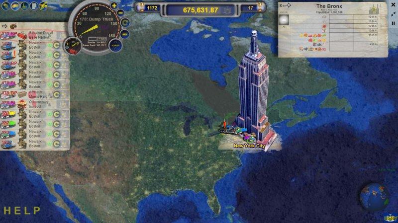 后勤:美国-纽约截图第3张