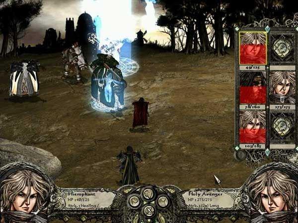 圣战群英传II:精灵之崛起截图第1张