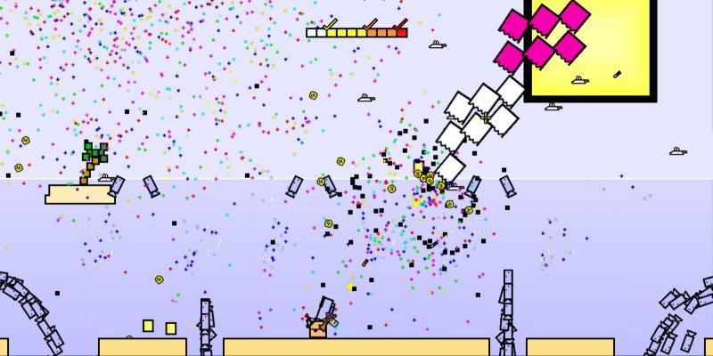 橡胶鸭和彩虹枪截图第1张