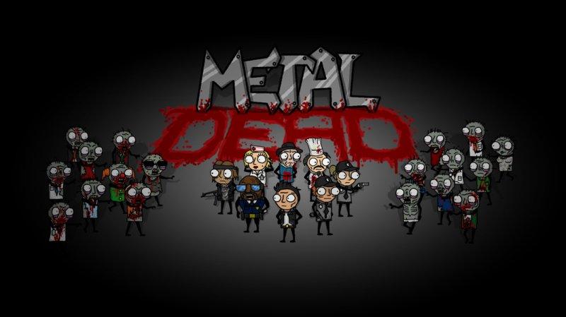 金属死亡截图第1张