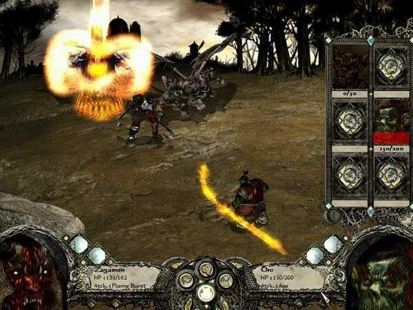 圣战群英传II:精灵之崛起截图第3张