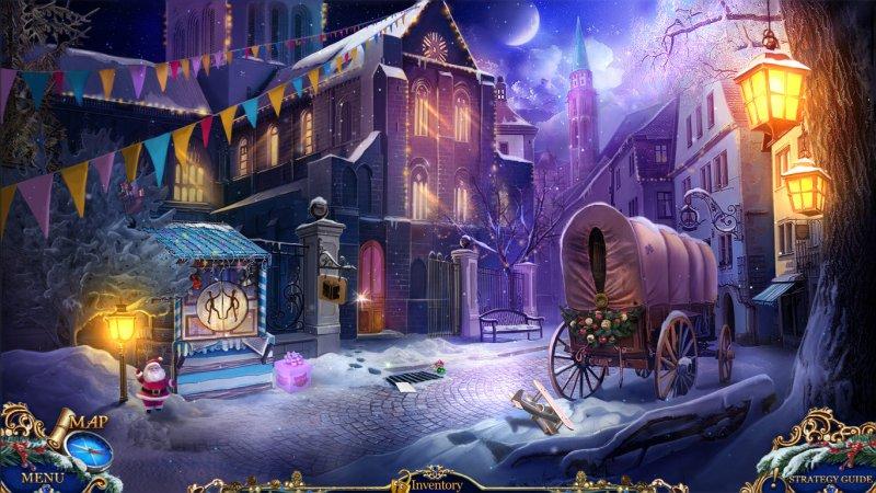 圣诞故事:汉斯克安的玩具士兵截图第4张