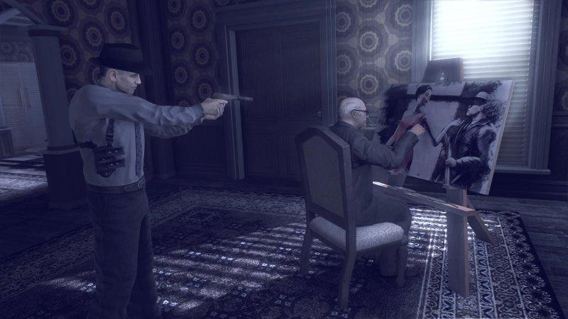阿列霍恩的枪截图第2张