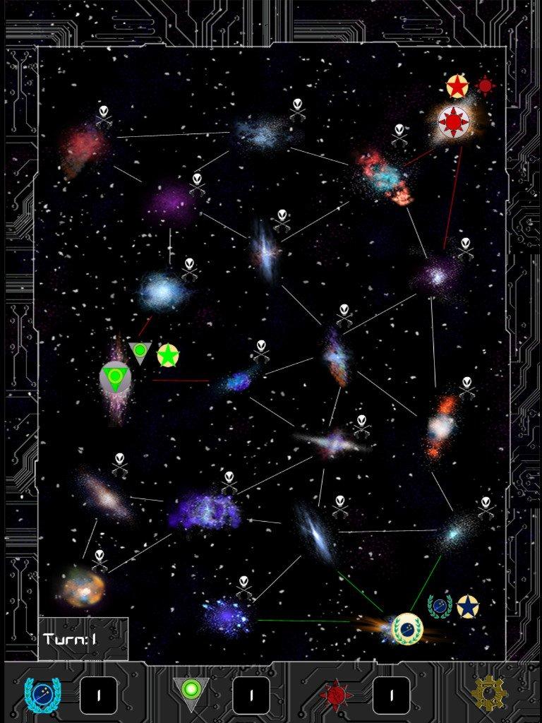 银河征服截图第1张