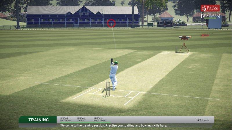 唐·布拉德曼板球17演示截图第4张