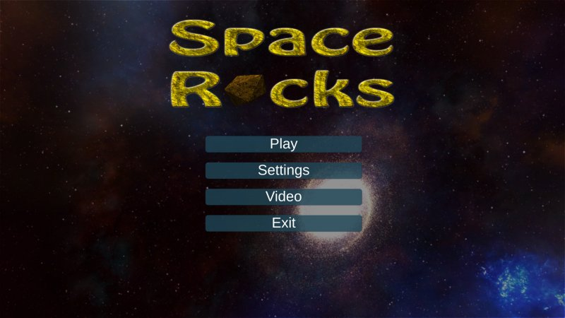 太空岩石截图第2张
