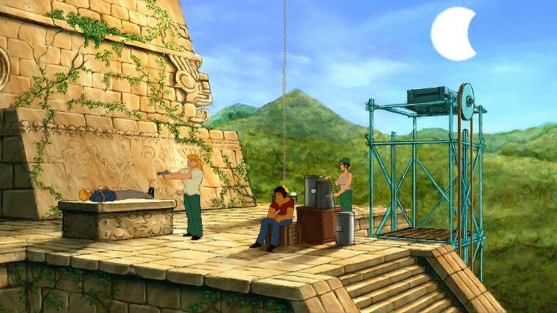 Broken Sword 2 - the Smoking Mirror: Remastered截图第11张