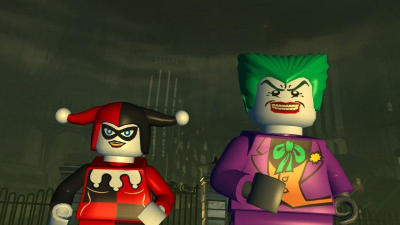 乐高蝙蝠侠截图第3张