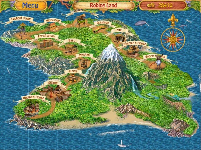 罗宾的小岛探险截图第2张