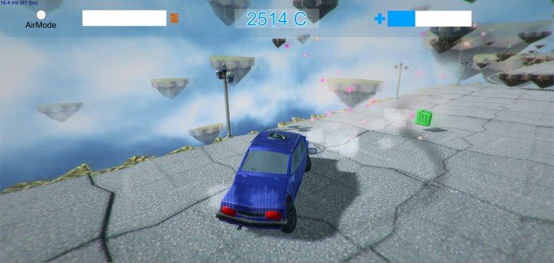 疯狂赛车3D截图第4张