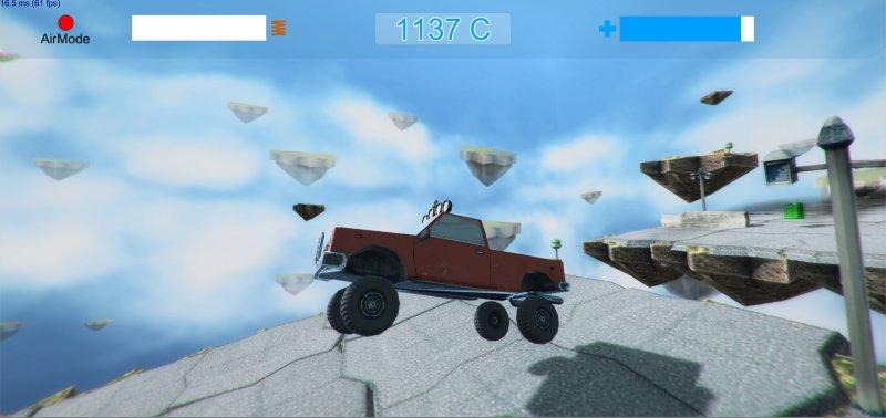 疯狂赛车3D截图第2张