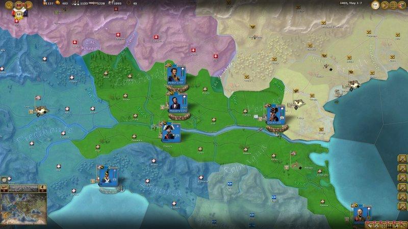 拿破仑战争截图第3张
