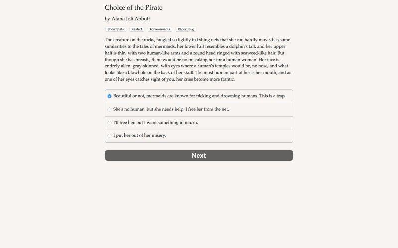 海盗的选择截图第4张