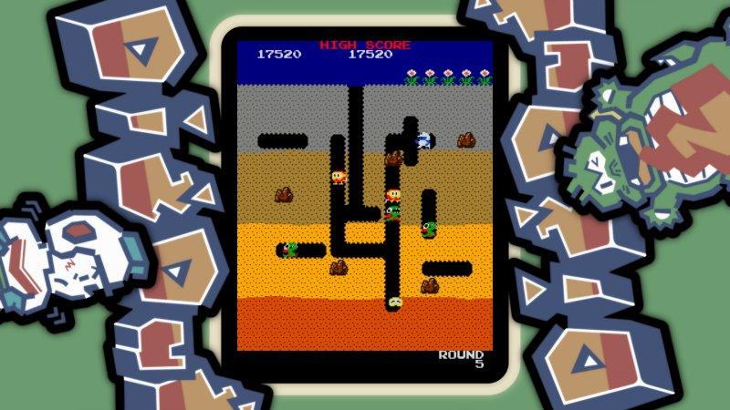 街机游戏系列:挖挖截图第12张