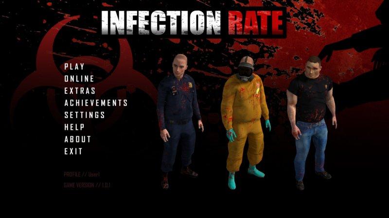 感染率截图第1张