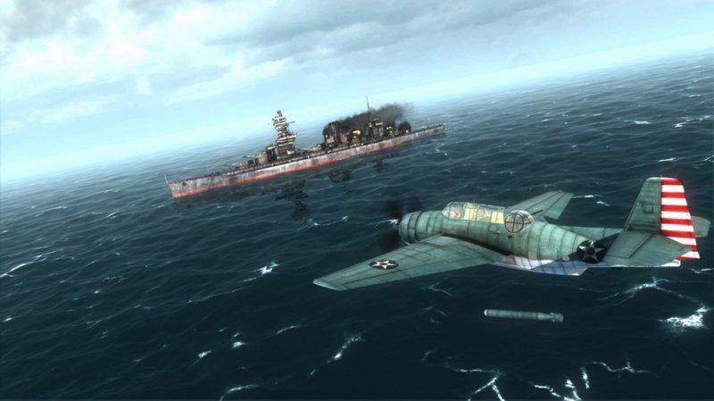空中冲突:太平洋航母截图第2张