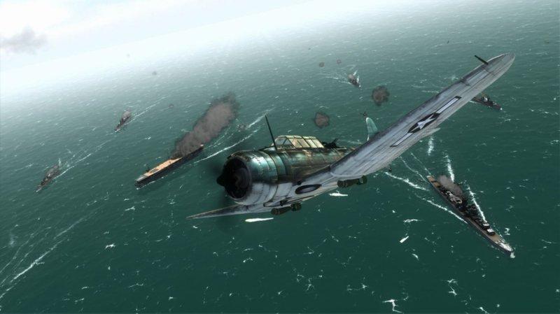 空中冲突:太平洋航母截图第1张