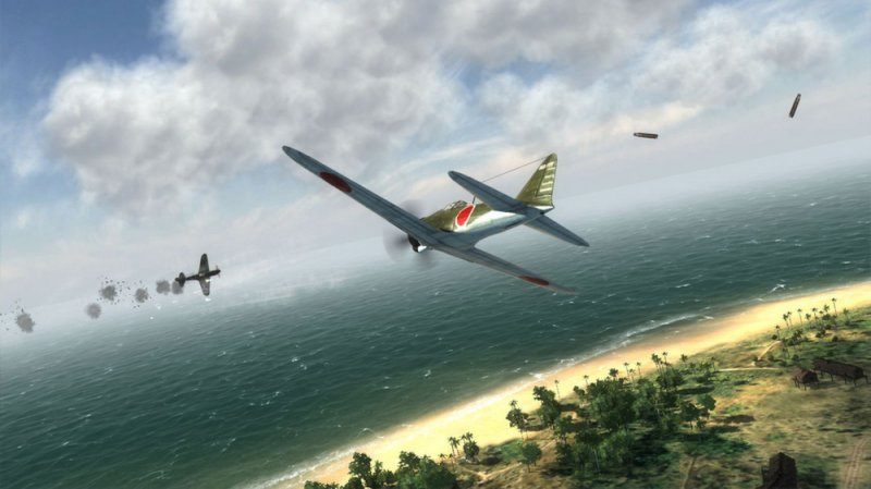 空中冲突:太平洋航母截图第3张