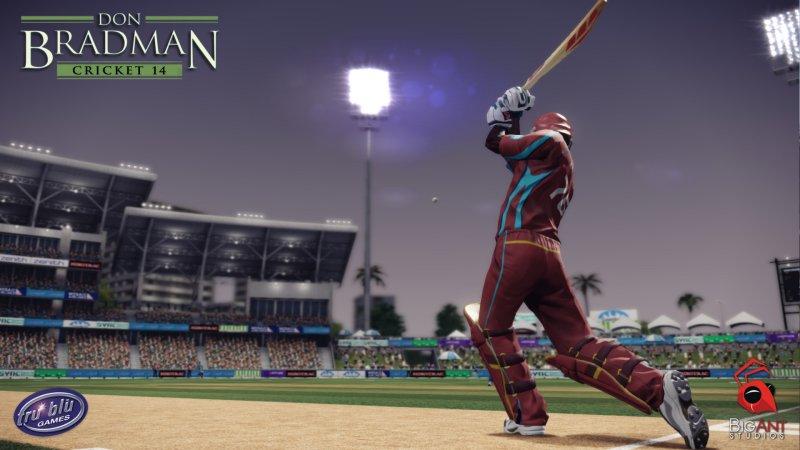 唐纳德布莱德曼板球14截图第1张