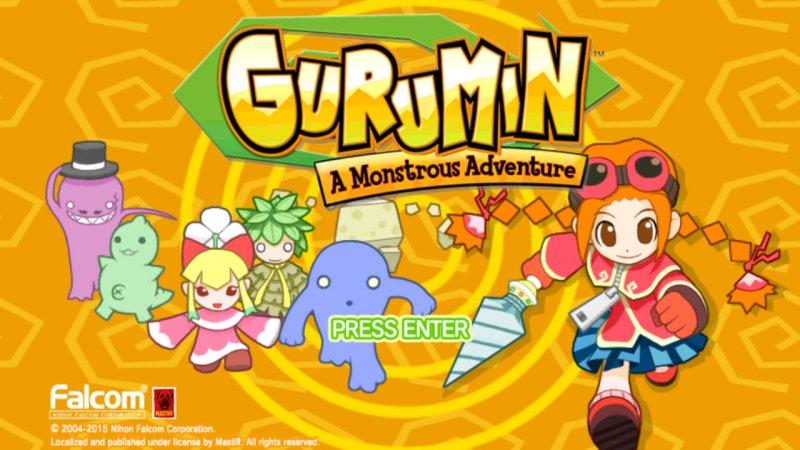 Gurumin:一个怪物的冒险截图第1张