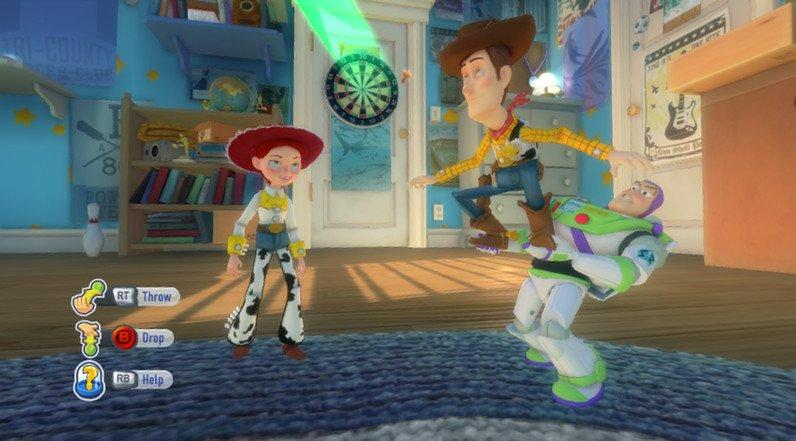 迪斯尼•皮克斯玩具总动员3:电子游戏截图第2张