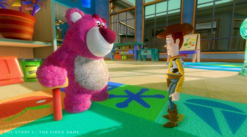 迪斯尼•皮克斯玩具总动员3:电子游戏截图第3张
