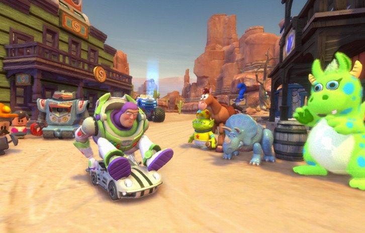 迪斯尼•皮克斯玩具总动员3:电子游戏截图第1张