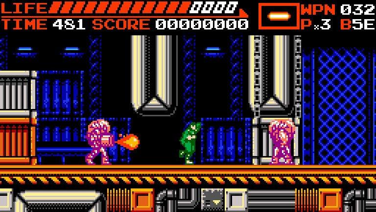 外星人战士截图第4张