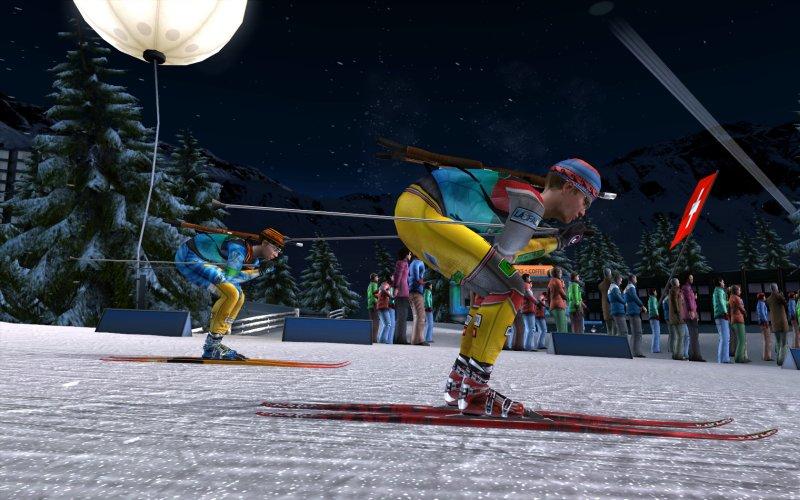 冬季体育运动三部曲超级合集截图第2张