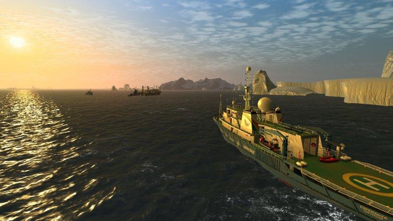 模拟航船极限版截图第2张