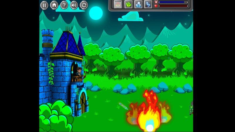 城堡守卫者截图第4张