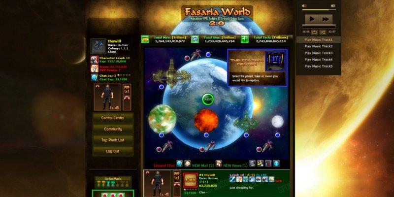 Fasaria World: Browser MO截图第1张