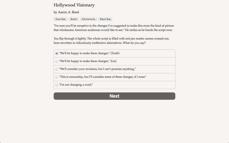 Hollywood Visionary截图第3张