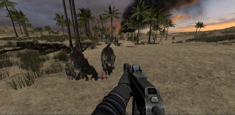 猎杀恐龙:非洲合约截图第3张