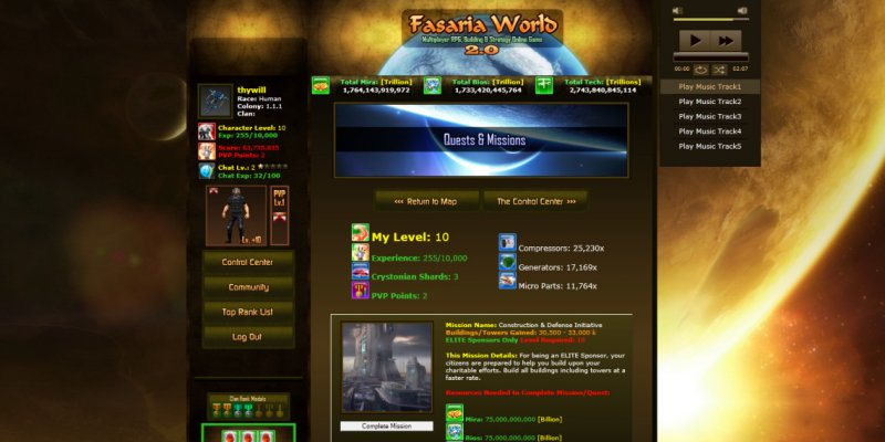 Fasaria World: Browser MO截图第3张