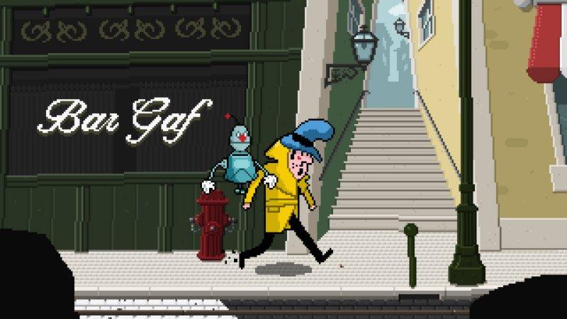 侦探案和小丑机器人:里斯本酒店谋杀案截图第4张