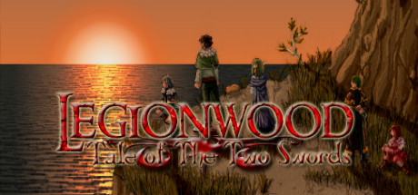 Legionwood 1: Tale of the Two Swords