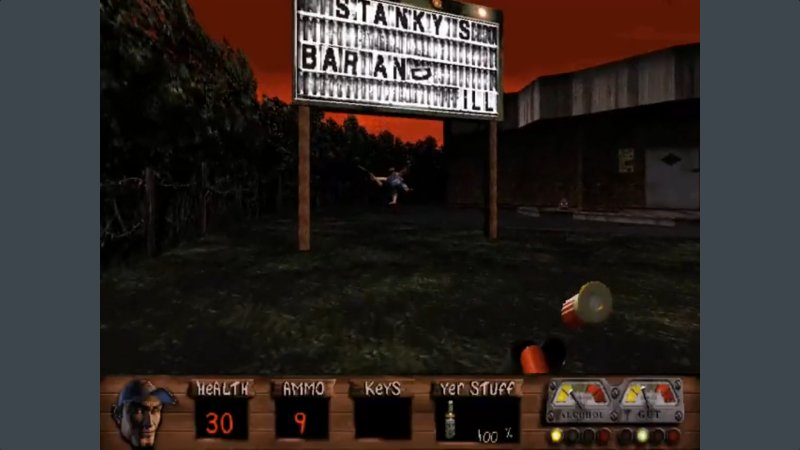 Redneck Rampage: Possum Bayou截图第7张