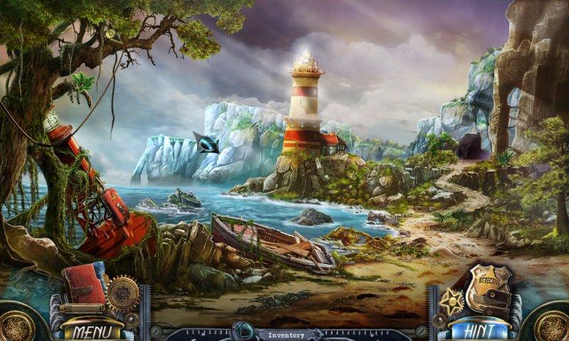 航位推算:银月城岛珍藏版截图第2张